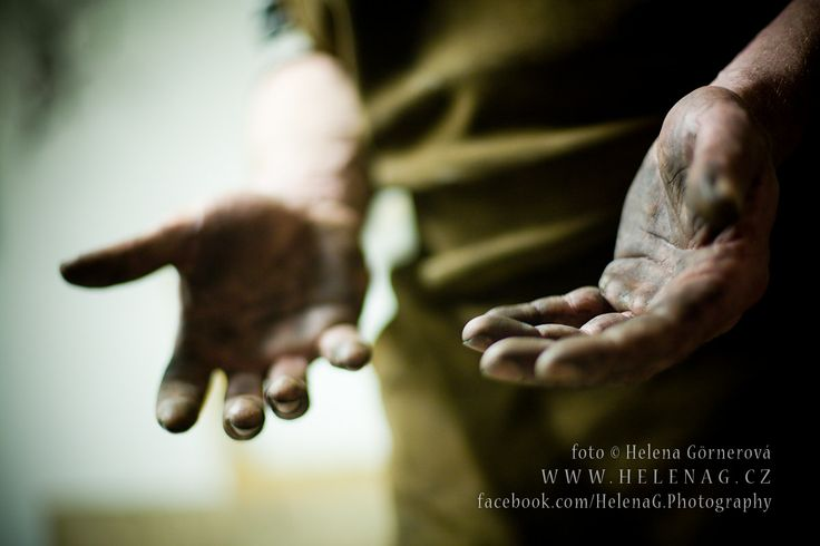 Hodné ruce. / Good hands.