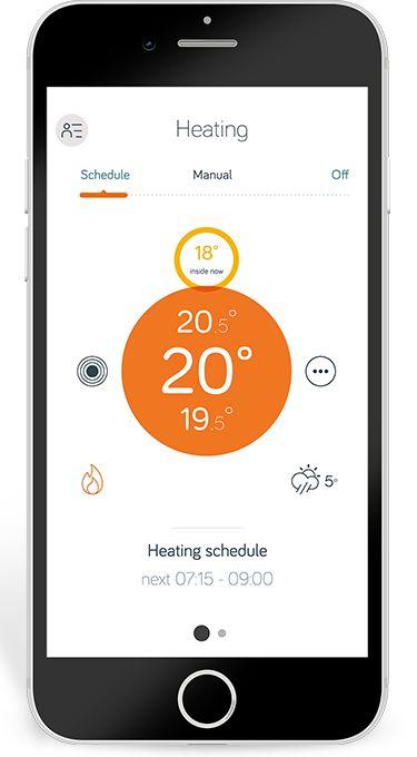 british gas hive app - Google Search