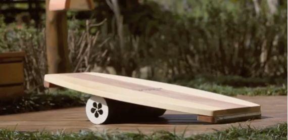 Grab Board: a prancha de equilíbrio que trabalha corpo e mente ao mesmo tempo! #musthave
