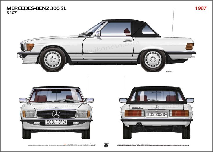 36 best mercedes benz r107 sl images on pinterest cars classic mercedes and vintage cars. Black Bedroom Furniture Sets. Home Design Ideas