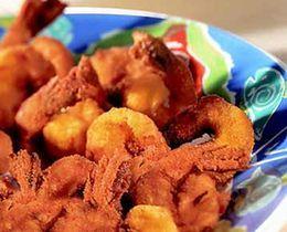 Copycat recipe - Red Lobster's Batter Fried Shrimp  #copycat