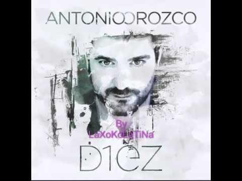 Antonio Orozco - Estoy hecho de pedacitos de ti (nuevo disco 2011 DIEZ) - YouTube