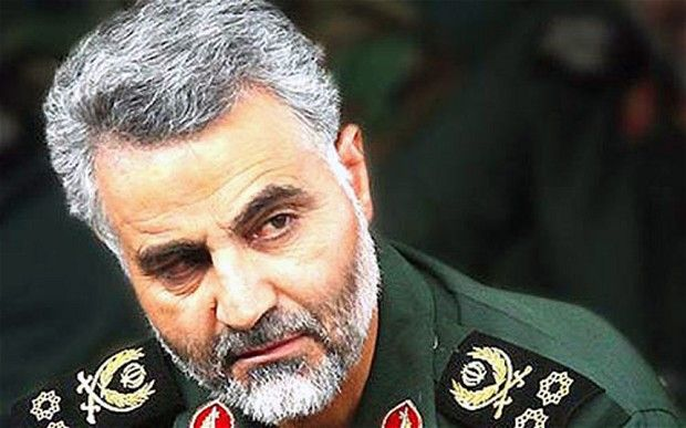The recent surge was in part a decision by Qasem Soleimani, the head of the Quds force, to exploit the outbreak of infighting between rebels...