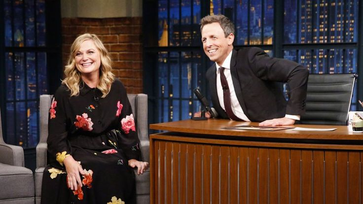 "On NBC's 'Late Night,' the 'House' actress and her fellow 'SNL' alum joked they hoped Day-Lewis' news was just a misunderstanding involving chips.  Amy Poehler joked about Daniel Day-Lewis' retirement in her ""Really?!?"" segment..."
