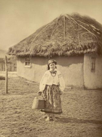 Очень старые фотографии украинцев и Украины