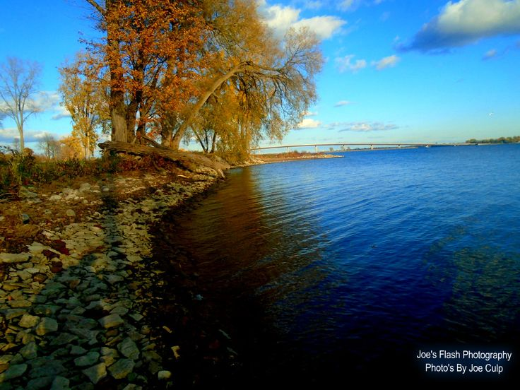 Autumn on the Bay of Quinte Belleville Ontario