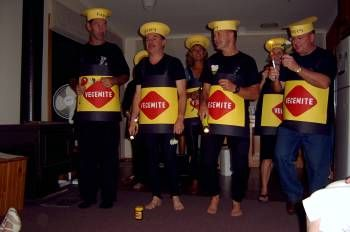 vegemite costume - Google Search