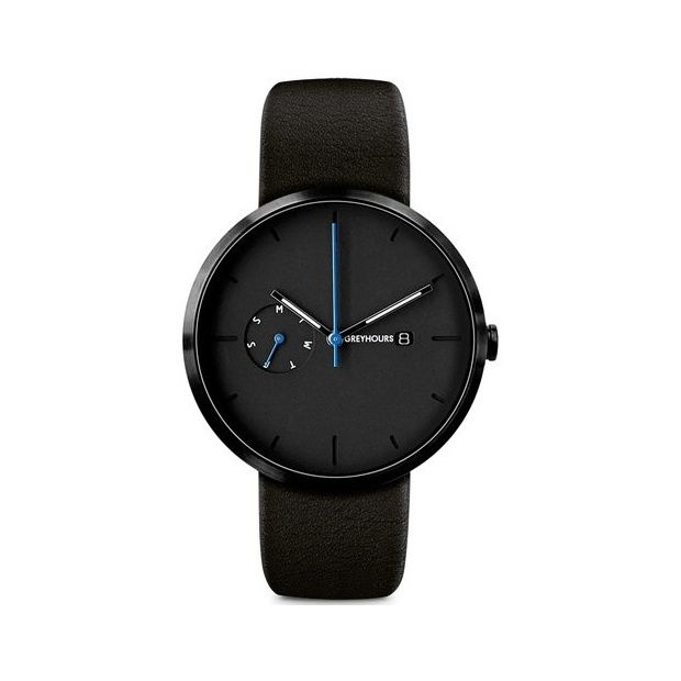 Hodinky GREYHOURS Essential Black