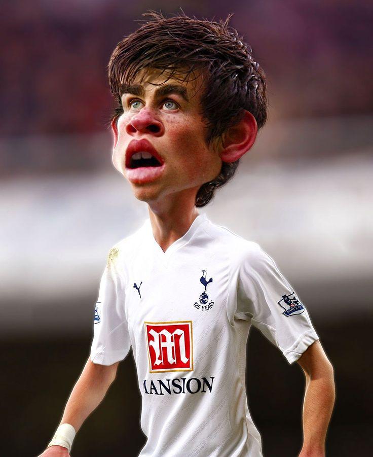 Gareth Bale Ha Ha!