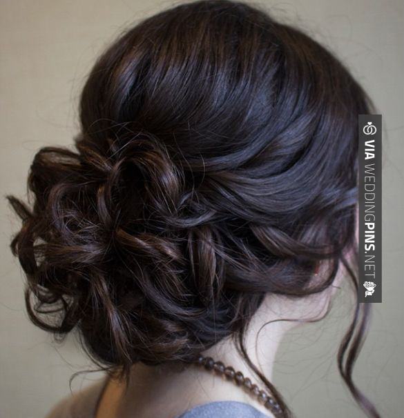 Updo Hairstyles For Long Hair Classy 36 Best Wedding Hairstyles 2017 Images On Pinterest  Bridal
