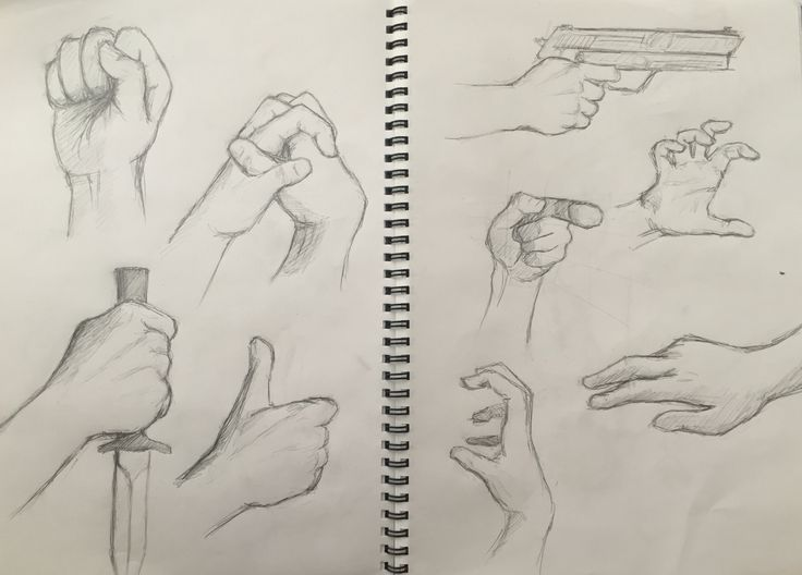 By GoldFinch :3  Hands, drawing, pencil, sketch