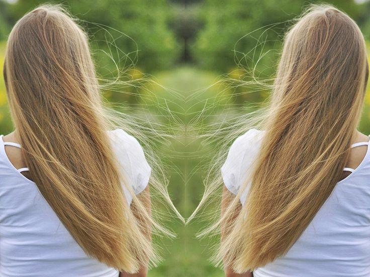 Blog o włosach. Pielęgnacja włosów cienkich i delikatnych: Cienkie włosy - cieniować czy podcinać na prosto?