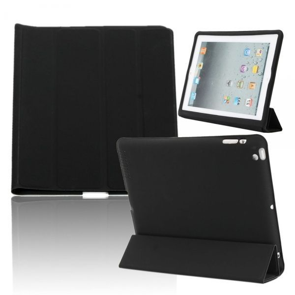 L, up Sleep Smart Cover PU Leather Case iPad 2 3 4 Black Double Side Wake Cases: Bid: 14,56€ ($15.33) Buynow Price 14,56€ ($15.33)…