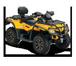Can Am Max awesome 4 wheeler.  I have 2 of them