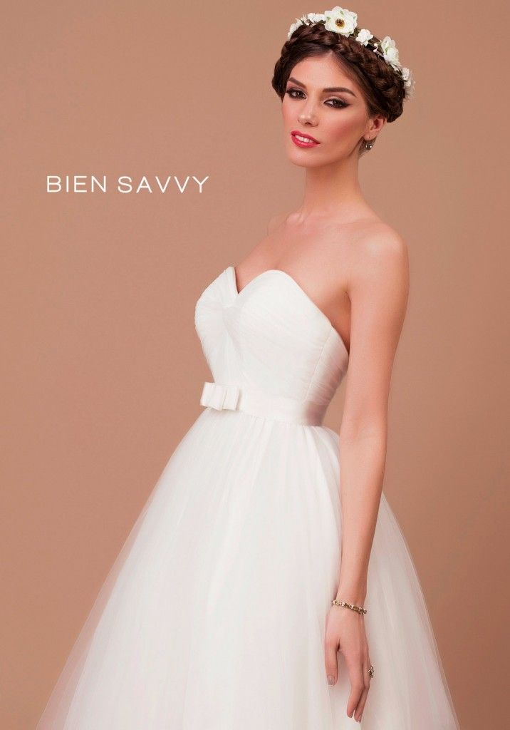 Luxury Wedding Dress by BIEN SAVVY