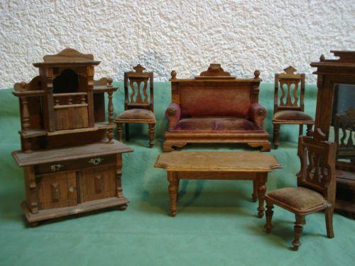 Uralt Gruenderzeit Salonmoebel Wohnzimmer Um 1900 Historismus JugendstilWohnzimmer
