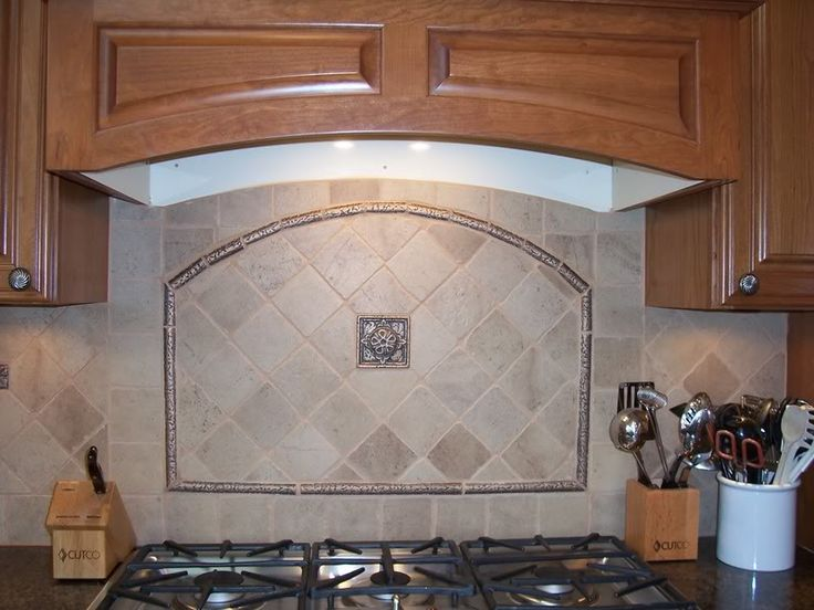 17 Best Images About Tile Backsplashes On Pinterest Travertine Travertine Tile Backsplash And