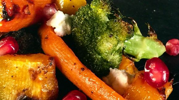 Clinton Kelly's Roasted Vegetable Medley