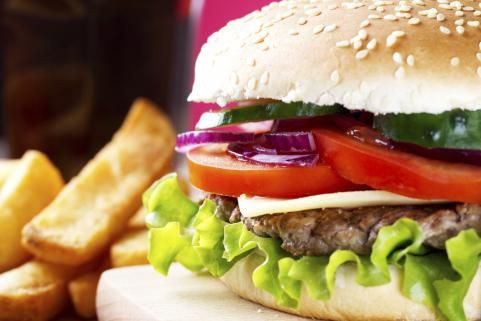 12 Healthy Fast Food Lunches.  I never had thought about these options that ACTUALLY sound good!