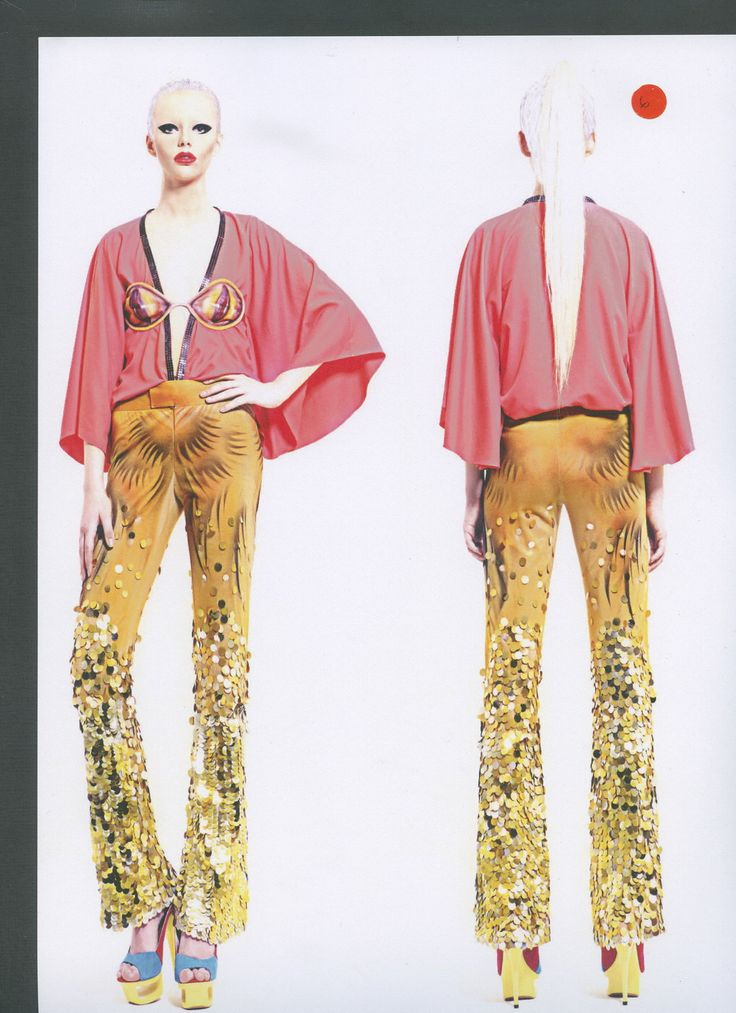 LPM 2011 Lomba Perancang Mode Indonesia - Popo Rickky Collection 2011
