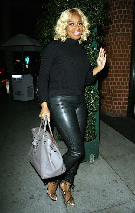 The Real Housewives of Atlanta star, NeNe Leakes...