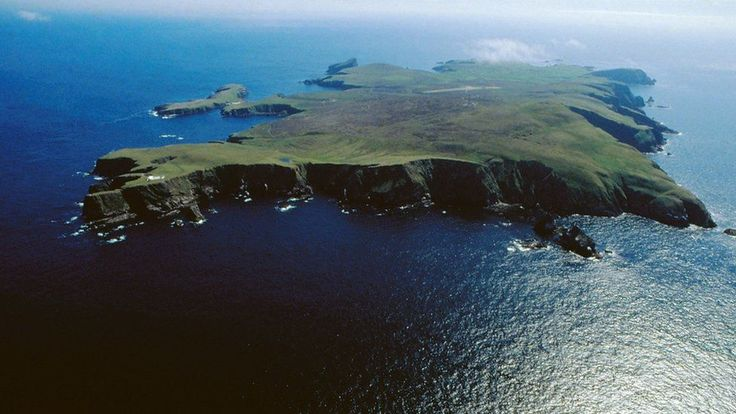 A remote island near Shetland, with a population of around 60, is looking for a new nurse.