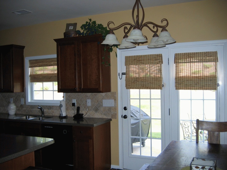 Bamboo Blinds For French Doors 44 best cover my windows images on pinterest   kitchen windows
