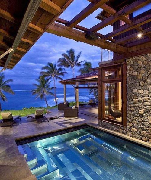 41 Best Beach Homes Images On Pinterest