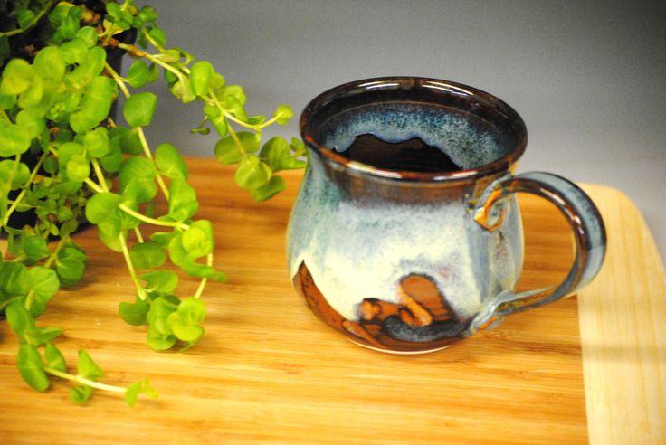 Good Day Coffee Mug Holds 12 Oz by HappySandman on Etsy