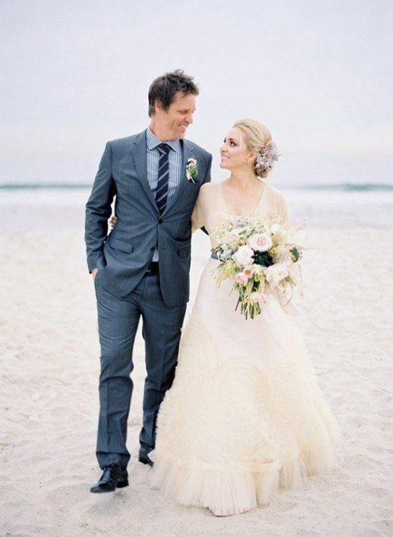Пляжная свадьба  #wedding #bride #flowers