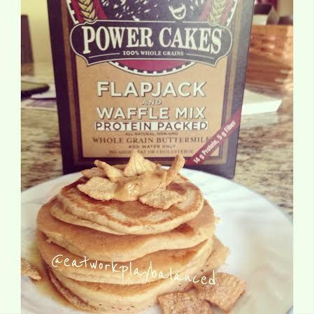 Kodiak Cakes With Milk Calories