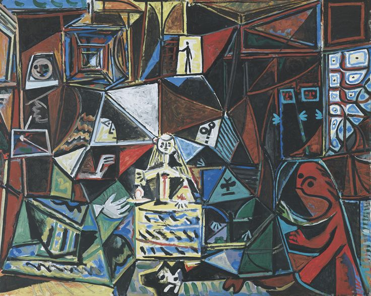 42 best Picasso after Manet and Valazquez images on ...