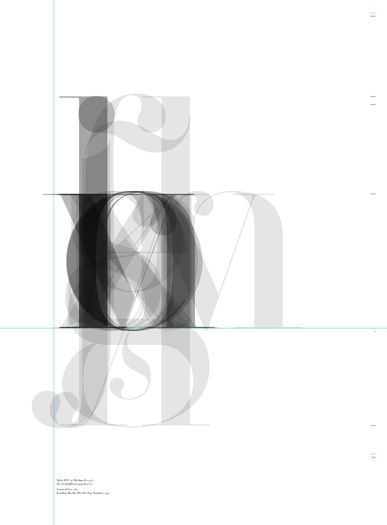 didot poster by archetypes