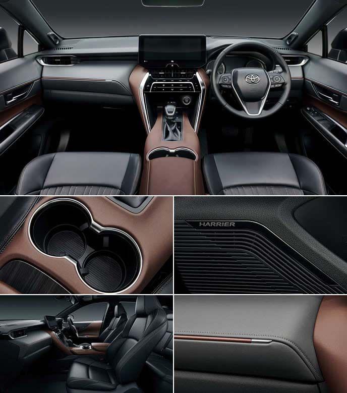 ハリアー モデルチェンジは2020年6月発売決定 スペックや新型画像 Cobby トヨタ ハリアー トヨタ ハイブリッド モデリスタ