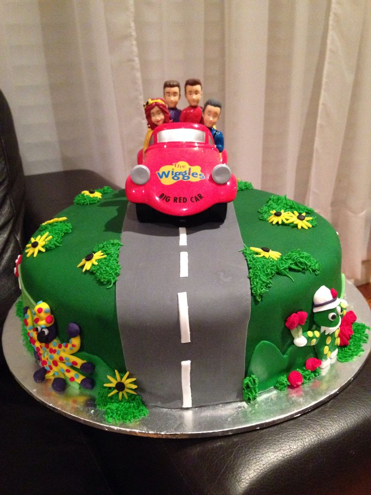 Cake Decorating Ideas Facebook : 87 best images about Dylan s 2nd birthday party - wiggles ...