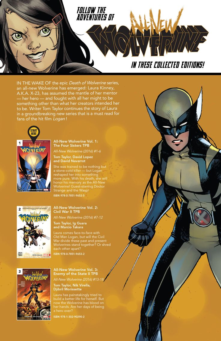 All-New, All-Different Marvel Reading Chronology Full - Read All-New, All-Different Marvel Reading Chronology Full comic online in high quality