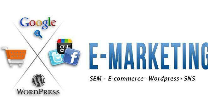 نحن خبراء التسويق الكتروني نعرف ان لكل موقع طبيعة خاصة وهدف مختلف فخطة التسويق لموقع مطعم ليست مثل خطة تسويق لموقع عقارات وا Marketing Ecommerce Gaming Logos