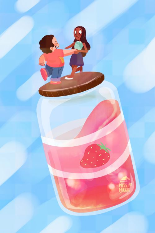 Steven Universe - Steven and Connie