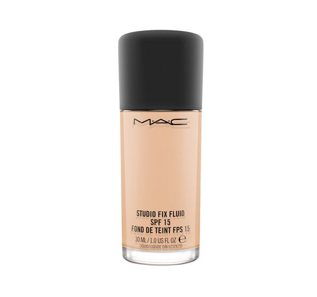 M·A·C Cosmetics: Studio Fix Fluid SPF 15 in NC20 (Really good for asian skin and any skin type)