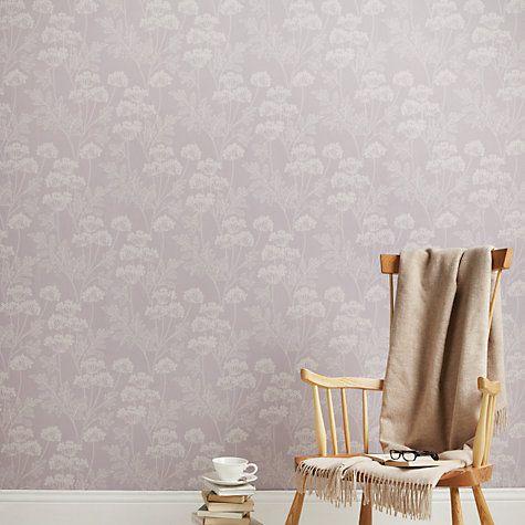 Good Buy John Lewis Cow Parsley Wallpaper Online At Johnlewis.com