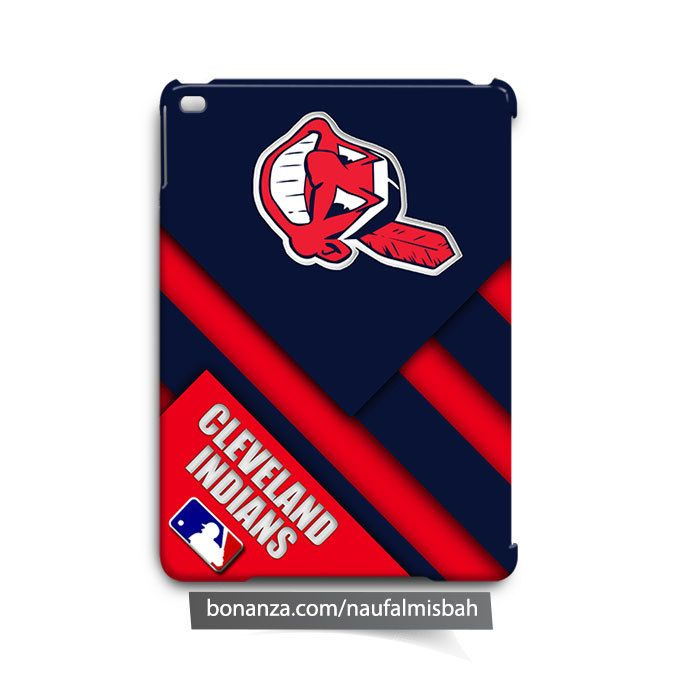 Cleveland Indians Cool iPad Air Mini 2 3 4 Case Cover