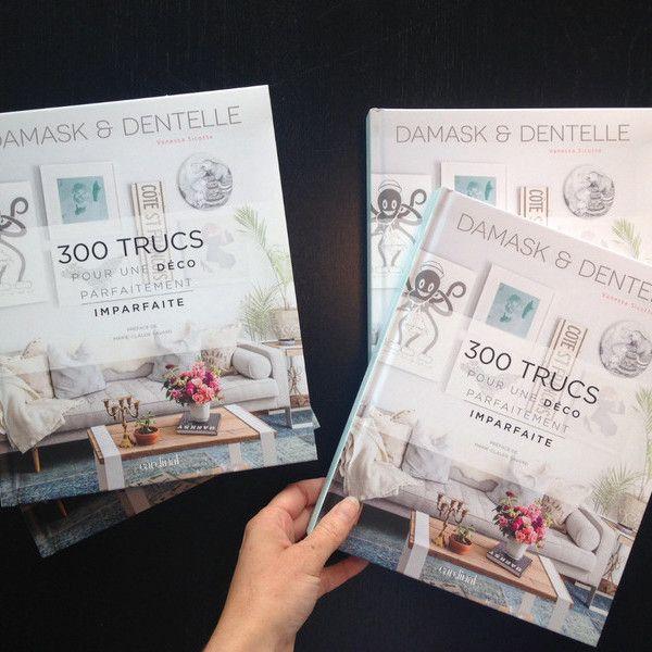 Livre: Damask & Dentelle