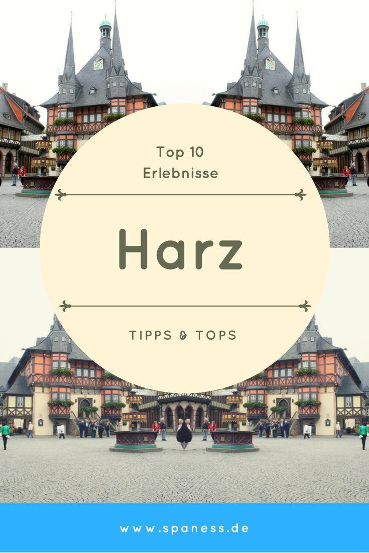 Harz Urlaub - 10 Top Erlebnisse im Harz + Hoteltipps!