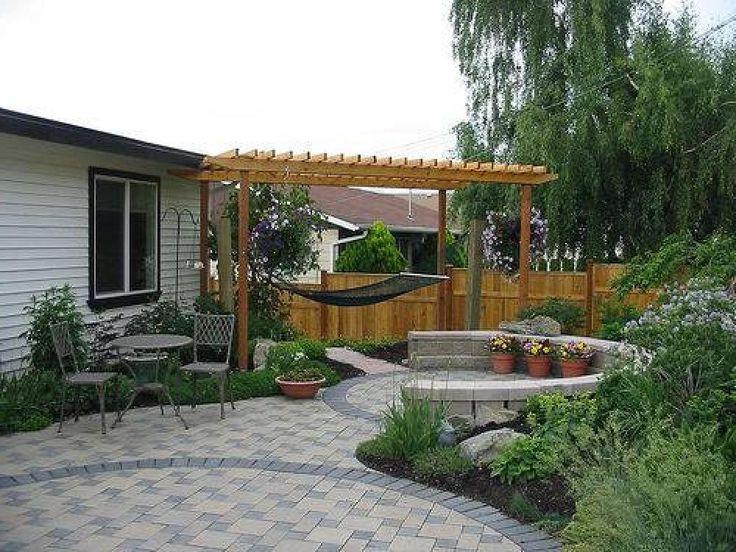 Great Small Garden With Pathway For Backyard View Contemporary beautiful garden design ideas low maintenance garden design
