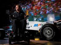 Sam Schmidt wanted to drive a car again, Arrow Electronics wanted to get the word out about their Value Added to Life department, and Pikes Peak just sat there as a challenge to them both (thanks Steve!)