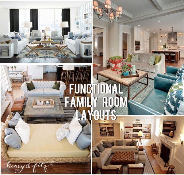 Best 25+ Family room layouts ideas on Pinterest