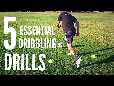 Fast Feet Beginner Soccer Drills - Y YouTube  This is really good cuz i don't know a thing about how to kick a ball and im stuck in the schools competition.lol