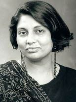 """Chandra Talpade Mohanty is a prominent postcolonial and transnational feminist theorist. She became well known after the publication of her influential essay, """"Under Western Eyes: Feminist Scholarship and Colonial Discourses"""" in 1984."""