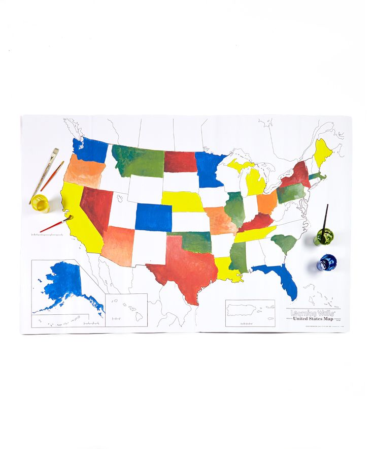 License Plate Requirements By US State Canadian Province RoadTrip - Best us wall map