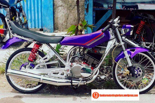 45 Gambar Drag Bike Motor Rx King Terbaru Dengan Gambar Cafe